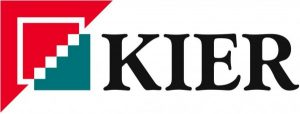 Kier Group logo with text